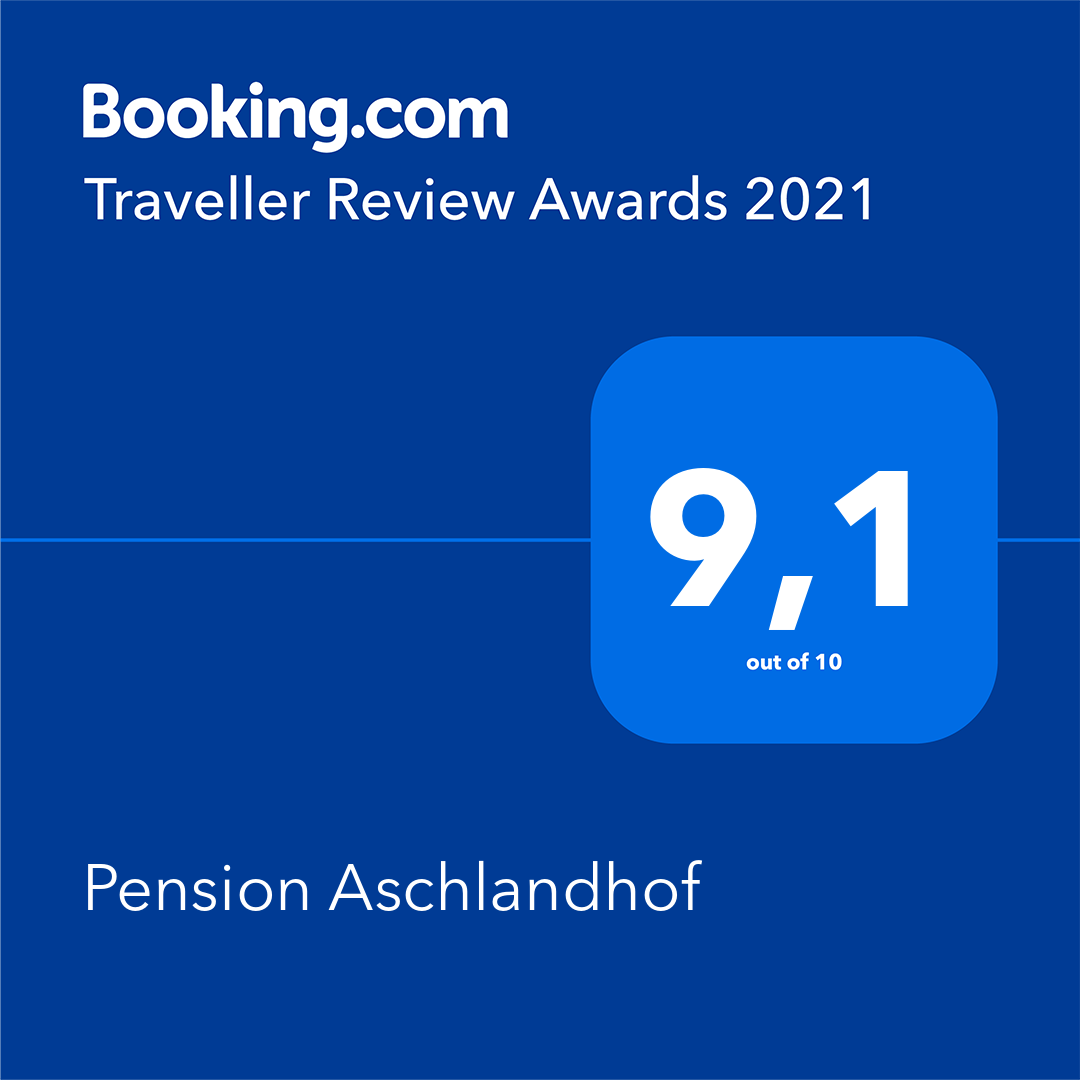 Booking.com Pension Aschlandhof