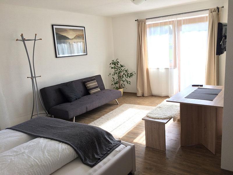 Superior Zimmer Pension Aschlandhof