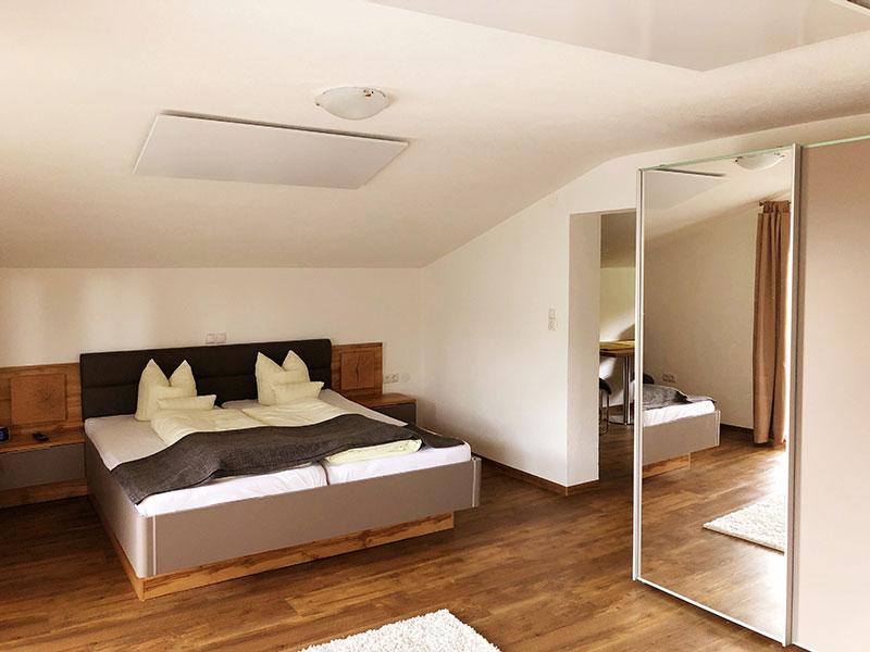 Zimmer und Preise Pension Aschlandhof